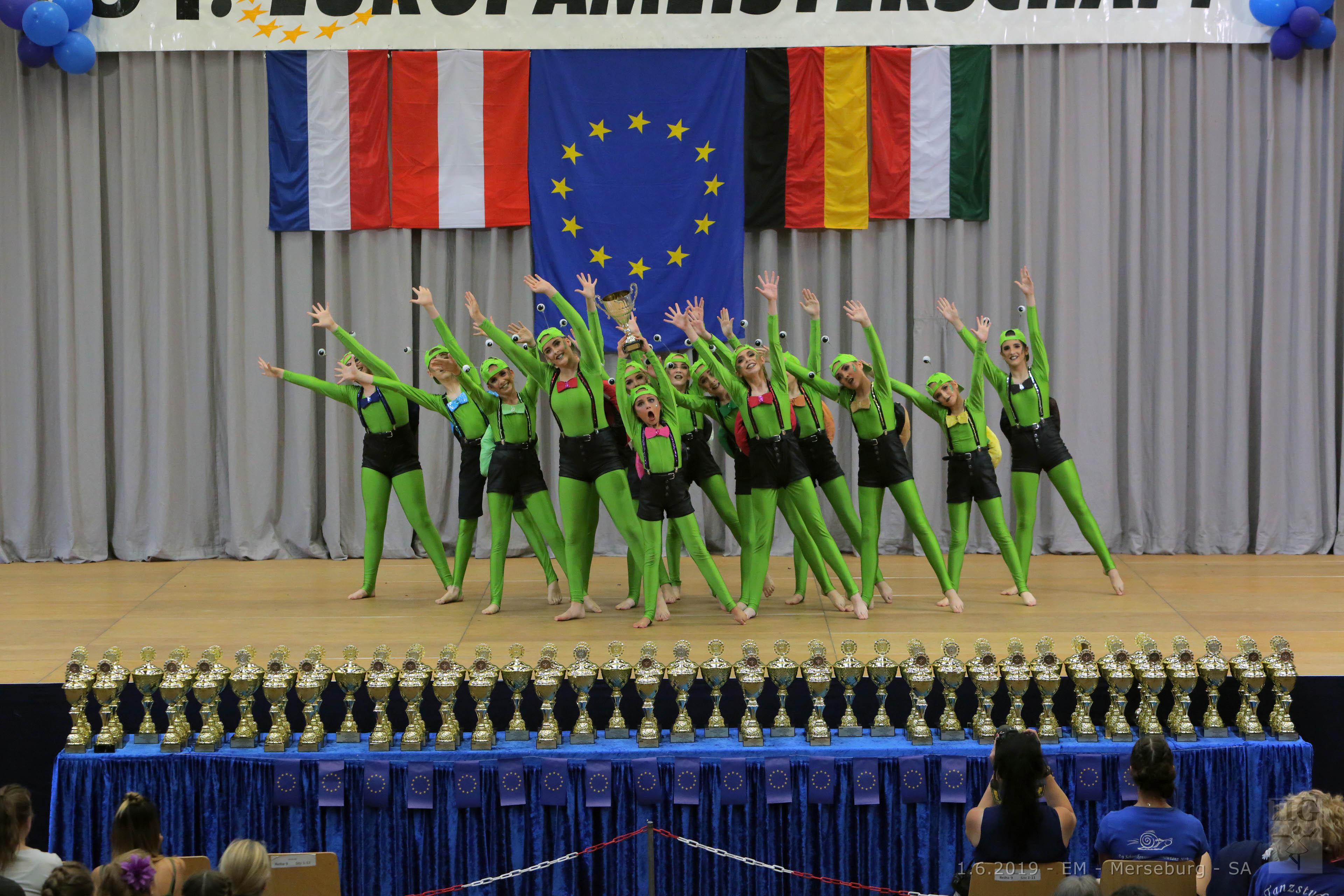 Europameisterschaft 2019 (3917)